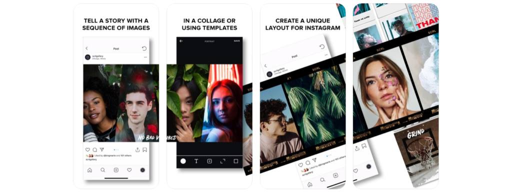 Wolf Global_Apps For Instagram Stories_SCRL