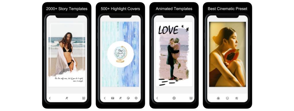 Wolf Global_Apps For Instagram Stories_StoryArt