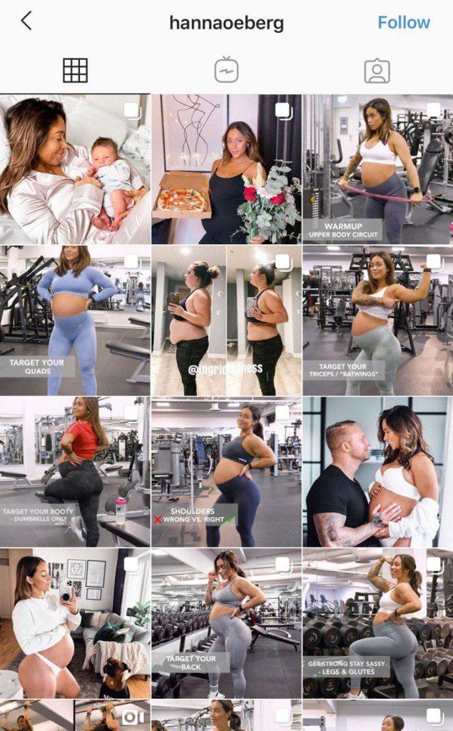 Wolf Global_Fitness Instagram Accounts_hannaoeberg