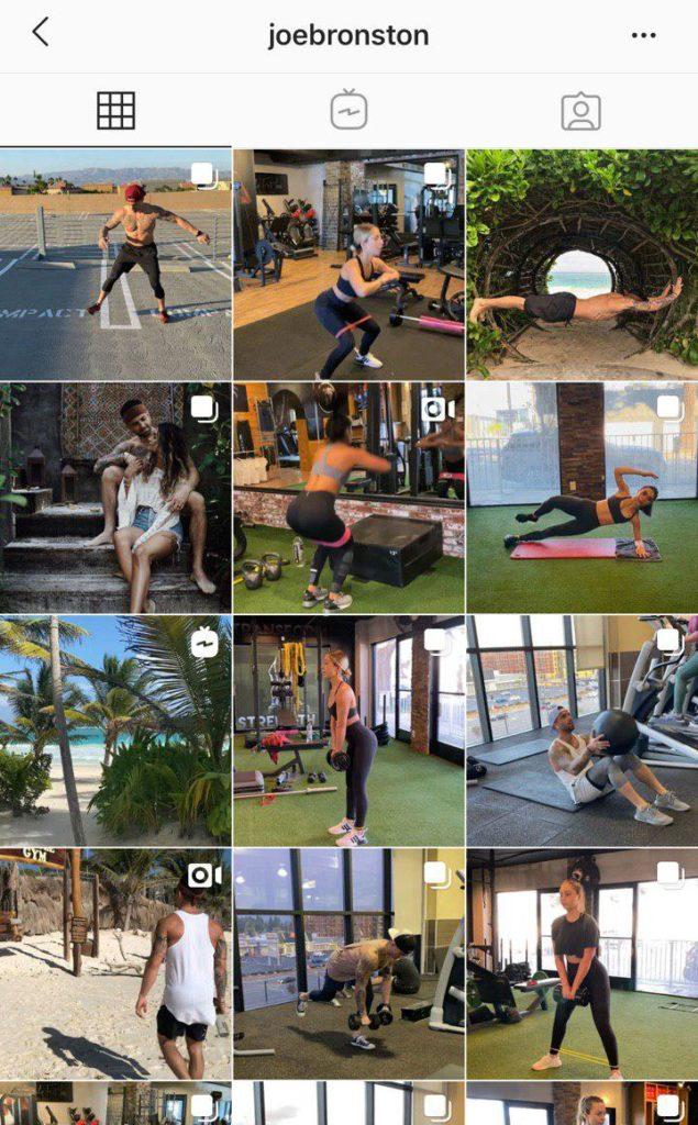 Wolf Global_Fitness Instagram Accounts_joebronston