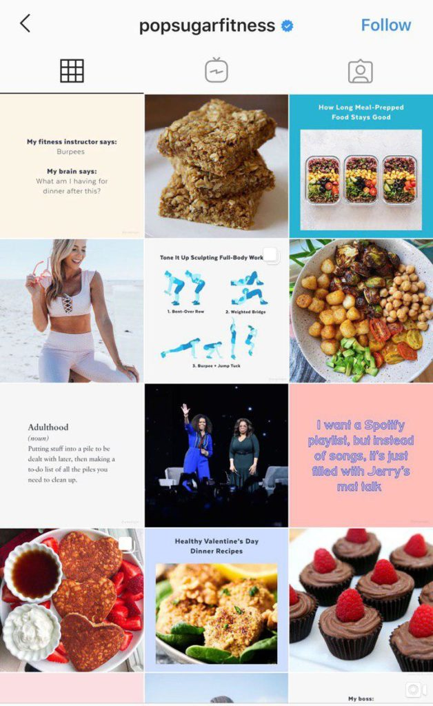 Wolf Global_Fitness Instagram Accounts_popsugarfitness