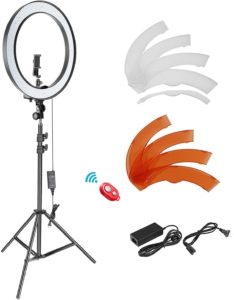 Wolf Global_Beauty Blogger Tools_Ring Light