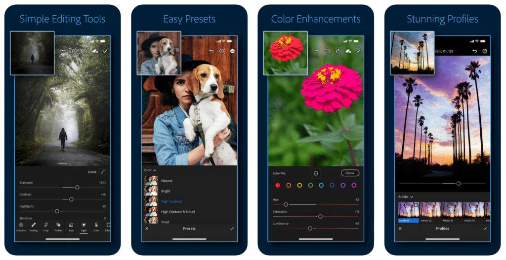 Wolf Global_Instagram Apps for Business_Lightroom Mobile