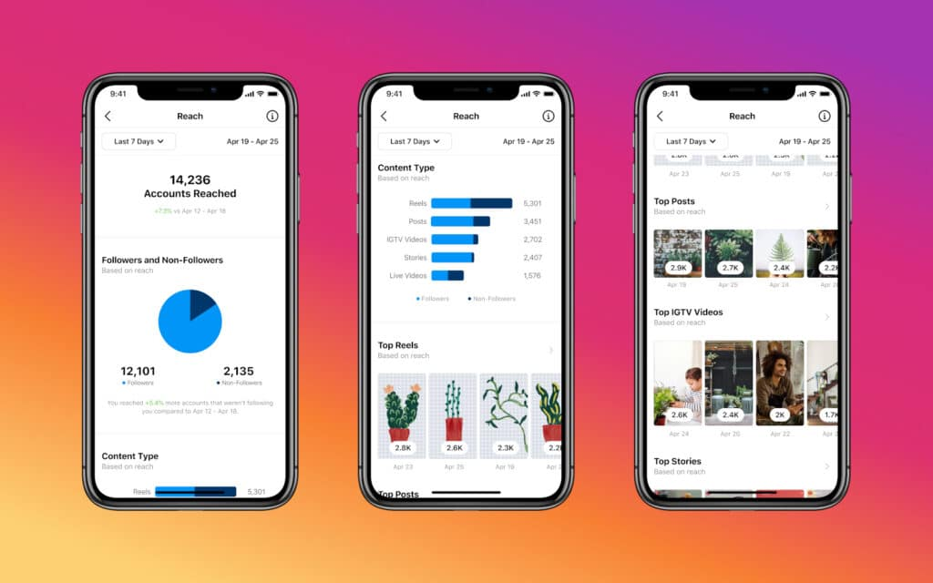 Wolf Global_Instagram Reels and Live Insights
