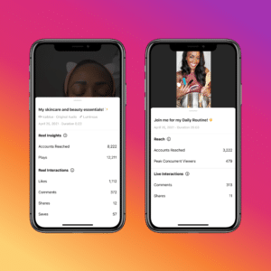 Wolf Global_Instagram Reels and Live Insights_Individual Insights