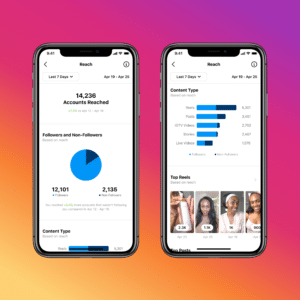 Wolf Global_Instagram Reels and Live Insights_Insights Tab
